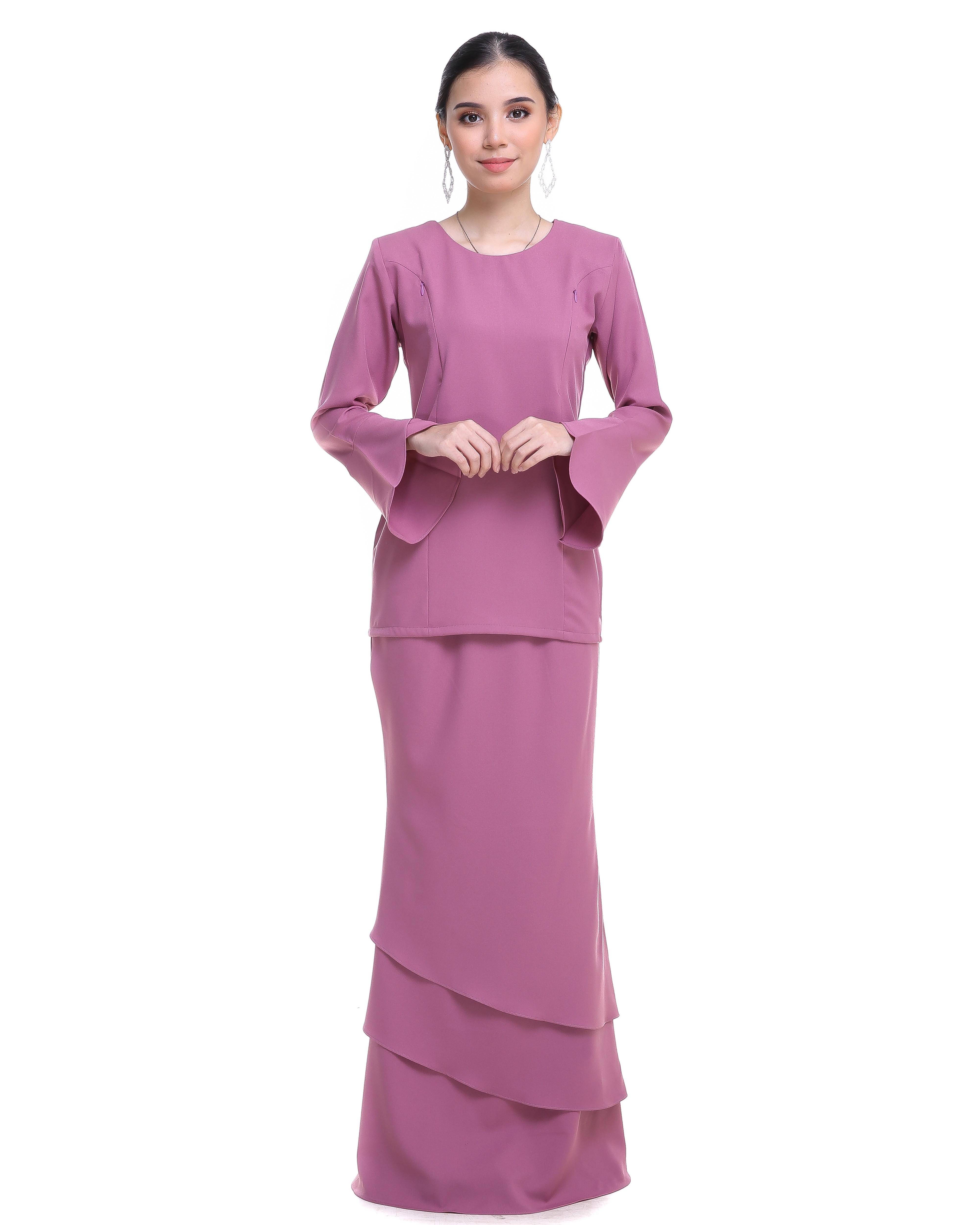 Olivia - Pearly Purple