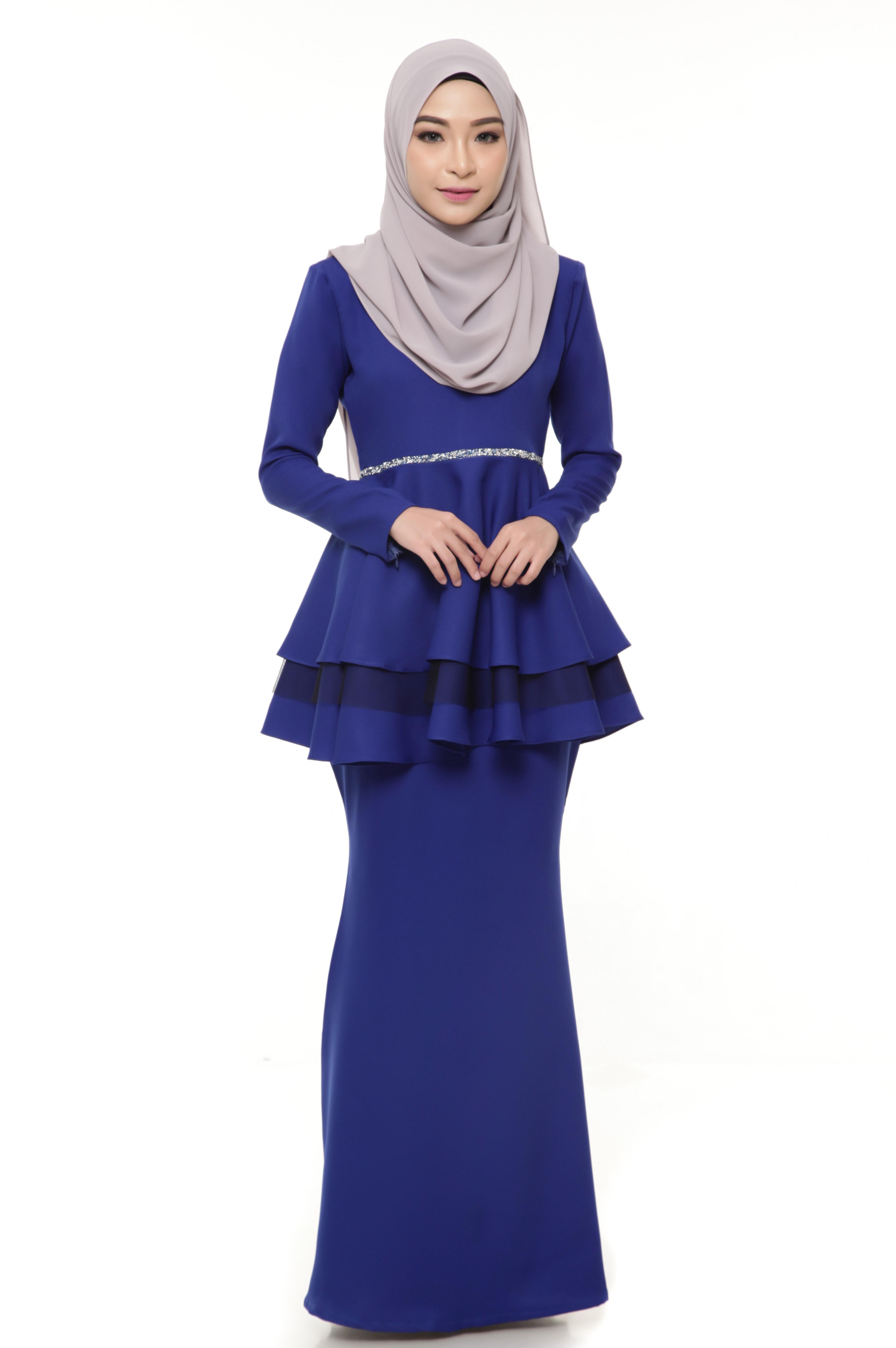 CELINDA - ROYAL BLUE