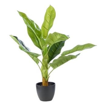 Artificial Banana Leaf 70 x 60 cm