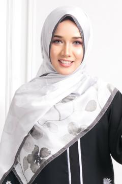 PUSPA - Aisya Orked in Grey - Anggun Chitra