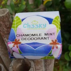 Chamomile & Mint Deodorant - Ch33KY