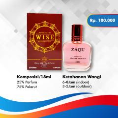 Wise Zaqu Parfum - TOKOAMAL.ASIA