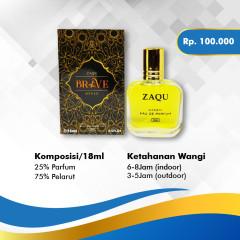 Brave Zaqu Parfum - TOKOAMAL.ASIA