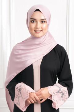 Satin Silk Matte - Cotton Candy Pink - Anggun Chitra