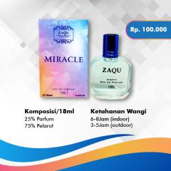Miracle Zaqu Parfum - TOKOAMAL.ASIA