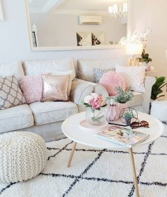 BLM Ottoman Stool 50x30cm WHITE - KusyaHome- Scandinavian Furniture & Decoration Online Malaysia