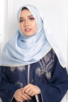 PUSPA - Aisya Orked in Blue - Anggun Chitra