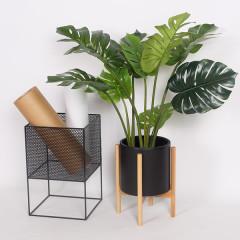 Artificial Monsteria 60cm - KusyaHome- Scandinavian Furniture & Decoration Online Malaysia