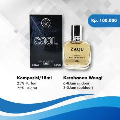 Cool Zaqu Parfum - TOKOAMAL.ASIA