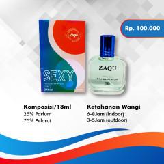 Sexy Zaqu Parfum - TOKOAMAL.ASIA