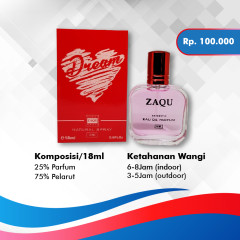 Dream Zaqu Parfum - TOKOAMAL.ASIA