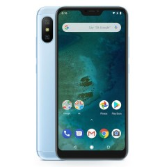 Xiaomi Mi A2 Lite (3GB/32GB) - Blue - TOKOAMAL.ASIA