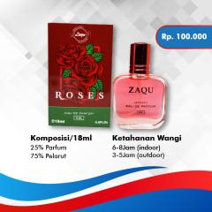 Roses Zaqu Parfum - TOKOAMAL.ASIA