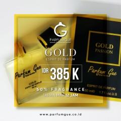 PARFUM GUE - GOLD - TOKOAMAL.ASIA