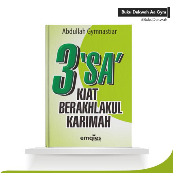 3 SA Kiat Berakhlakul Karimah - TOKOAMAL.ASIA