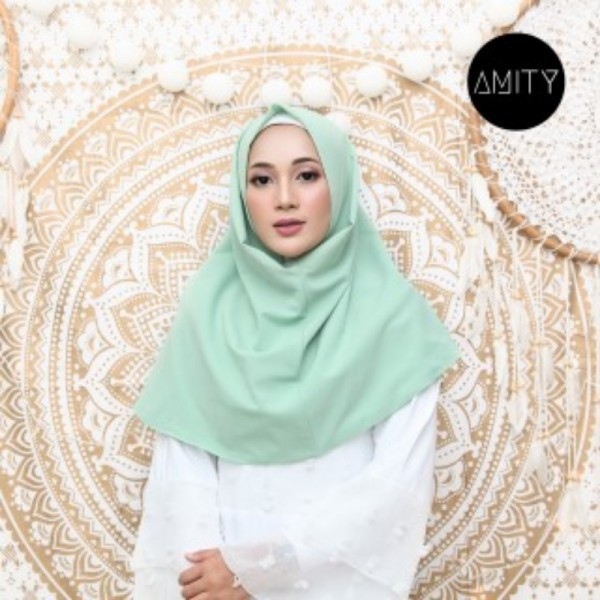AMITY LONG SQUARE INSTANT PEPPERMINT - AMITY