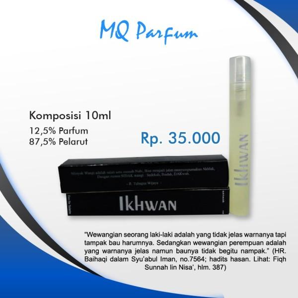 MQ Parfum Edisi Ikhwan - TOKOAMAL.ASIA