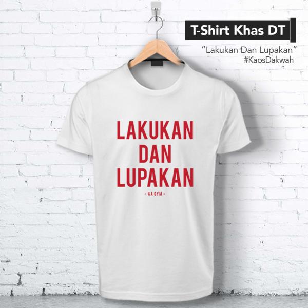 T-Shirt Khas DT 001 - TOKOAMAL.ASIA